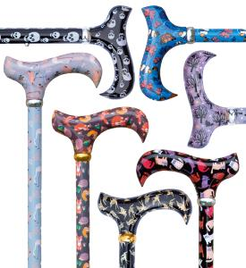 New cane designs now in stock