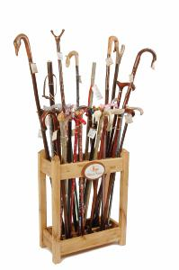 Classic Canes<br>pine display stand (subsidised)