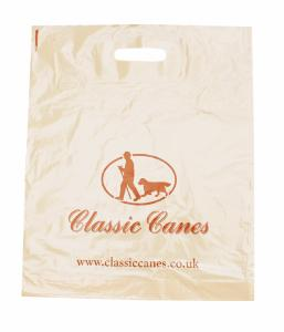 Classic Canes <br>Square Carrier Bag
