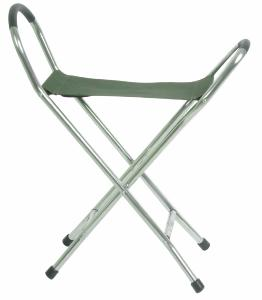Quattro Folding Seat, <br>green, small