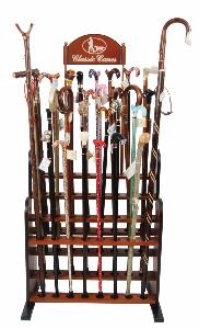 32 cane display<br>stand (subsidised)